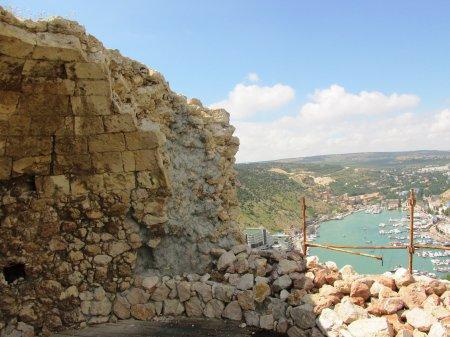 Руины Чембало