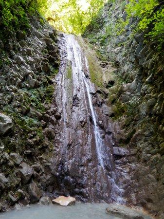 Кузнецовский водопад