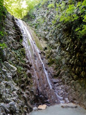 Водопад Кузнецовский