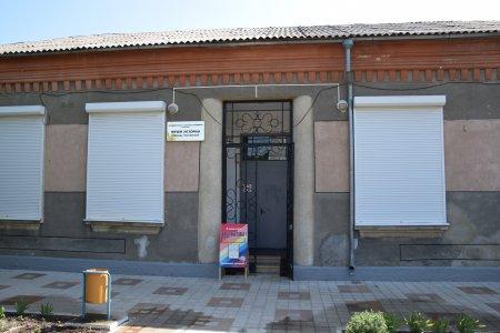 Музей истории станицы Полтавской